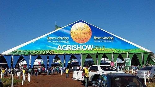 AGRISHOW - IB.investire in Brasile
