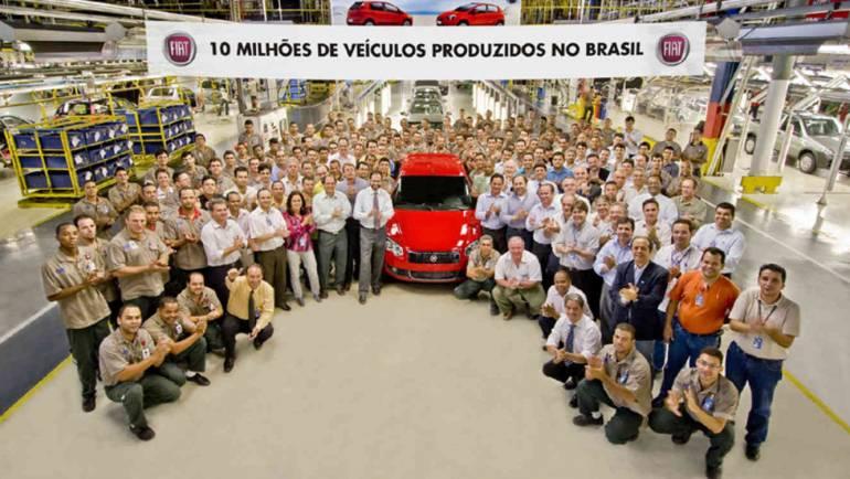 Automotive Brasile: Fiat studia produzione pick-up RAM