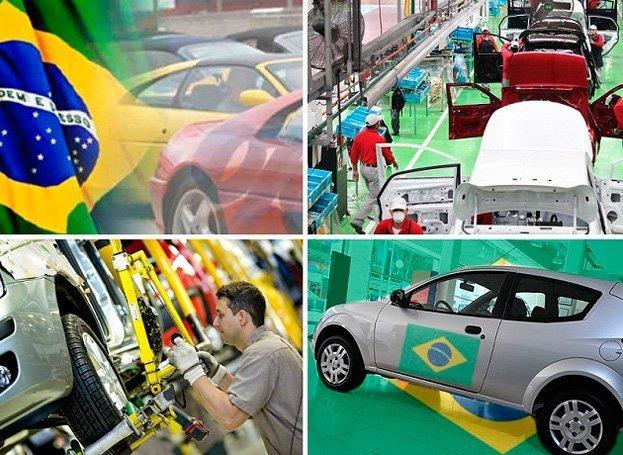 Automotive Brasile - IB Investire in Brasile