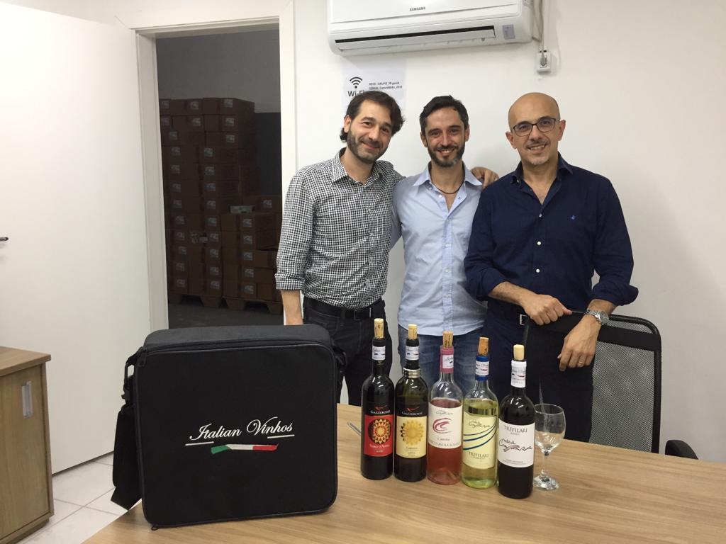 IB Investire in Brasile presenta Italian Vinhos