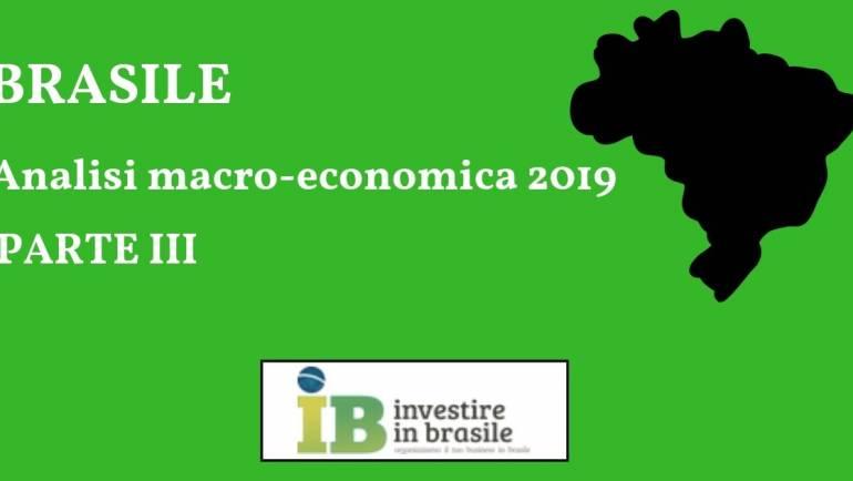 Investire in Brasile: Analisi 2018 e previsioni 2019 – Parte III