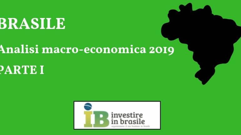 Investire in Brasile: Analisi 2018 e previsioni 2019 Parte I
