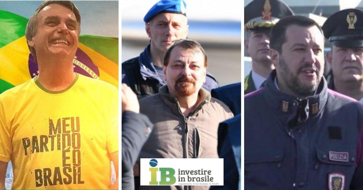 Export Brasile: Perché l'arresto di Battisti è un'ottima notizia anche per le aziende italiane?