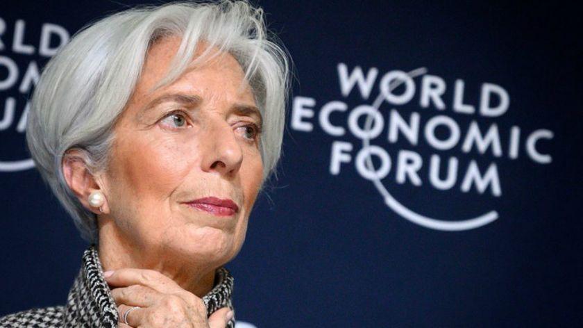 Christine Lagarde AD - FMI