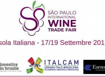 Export Vino: Insieme per l'Isola Italiana al Wine Trade Fair SP