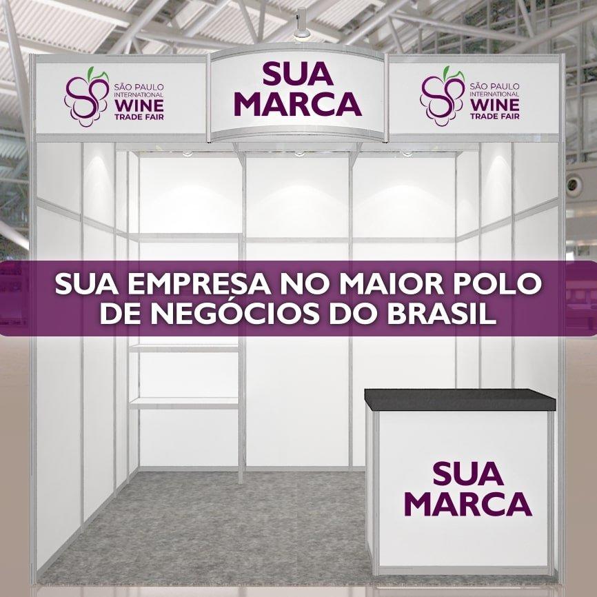 export vino: STAND WINE TRADE FAIR SAO PAULO - InvestireinBrasile_ITALCAM